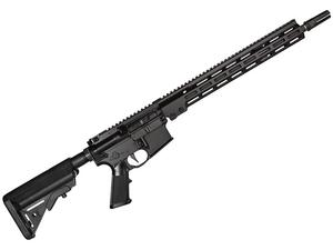 "Geissele Super Duty 16"" 5.56mm Rifle, Black"