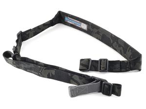 Blue Force Gear Vickers Combat Application Padded Sling, Acetal Hardware, MultiCam Black