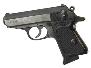 USED - Walther PPK Blued .380 Auto Pistol
