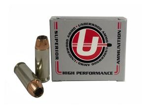 Underwood Ammo 10mm 180gr Bonded JHP 20rd