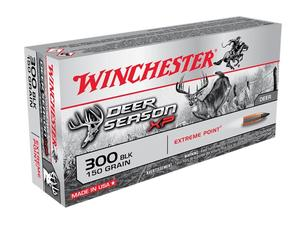 Winchester Deer Season XP 300 Blackout 150gr 20rd