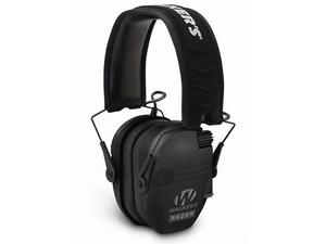 Walker's Razor Slim Electronic Ear Muffs, Black