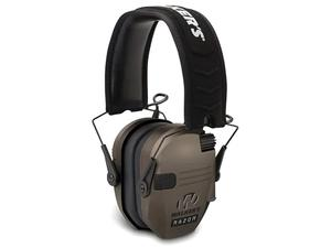 Walker's Razor Slim Electronic Ear Muffs, FDE