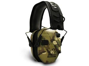 Walker's Razor Slim Electronic Ear Muffs, MultiCam