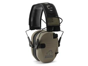 Walker's Razor Slim Patriot Electronic Ear Muffs, FDE