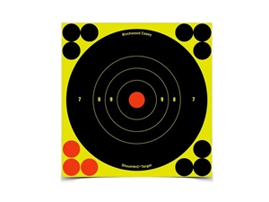 "Birchwood Casey Shoot-N-C 6"" Bulls-Eye, 60 Pack"