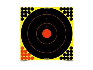 "Birchwood Casey Shoot-N-C 17.25"" Bulls-Eye, 5 Pack"