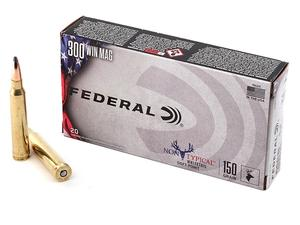 Federal Non-Typical .300WIN 150gr SP 20rd