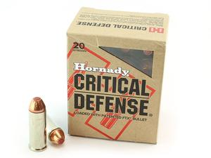 Hornady Critical Defense .44 Spl 165gr FTX 20rd