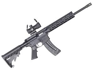 Smith & Wesson M&P15-22 Sport OR .22LR Rifle w/ M&P Red Dot