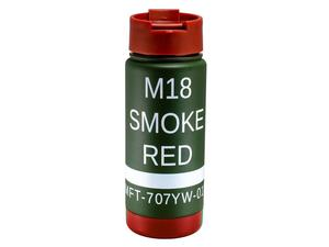 Mission First Tactical M18 Red Smoke 16oz Hot/Cold Tumbler