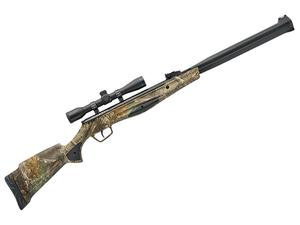 Stoeger S4000-E Suppressed Combo .177 Black Synthetic w/ 4x32 Scope Realtree Edge