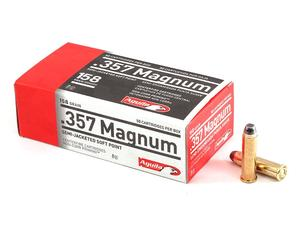 Aguila .357MAG 158gr Semi Jacketed Soft Point 50rd