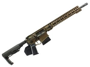 "POF Revolution DI .308Win 16.5"" Burnt Bronze - CA Featureless"