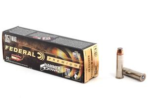 Federal Premium Hammer Down .357 170gr Bonded Soft Point 20rd