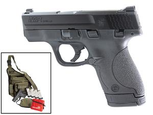 S&W M&P9 Shield 9mm Bug Out Bag Bundle