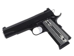 "Dan Wesson 1911 Valor .45 ACP 5"" Stainless Black"
