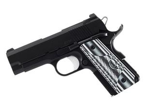 Dan Wesson 1911 Eco Pistol .45 ACP Black