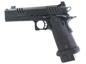 "STI Staccato XC Duo 5"" 9mm Pistol w/ DVC Grip and Magwell"
