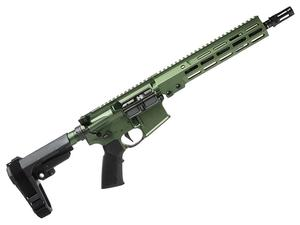 "Geissele Super Duty 11.5"" Pistol 5.56mm, Green"