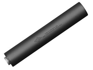 YHM Sidewinder 9mm 1/2x28 Black Silencer