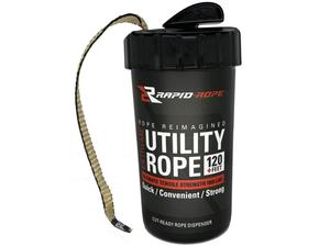 Rapid Rope Canister & Cartridge Tan 120ft