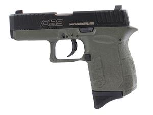 Diamondback Firearms DB9 9mm Pistol OD Green