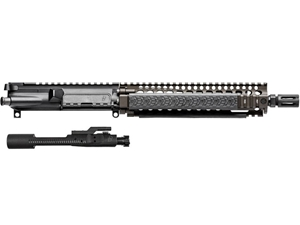 "Daniel Defense M4 Upper MK18 10.3"" Barrel Black NFA"