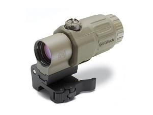 EOTech G33.STS TAN 3X Magnifier w/ Shift to Side Mount