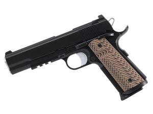 Dan Wesson 1911 Specialist .45ACP Black 1913 Rail Tritium Sight