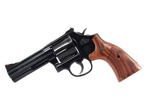 "S&W 586 Revolver 357Mag 4"" Wood Stock 6rd"