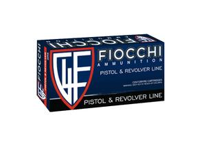 FIOCCHI 9mm 115gr FMJ 50rd