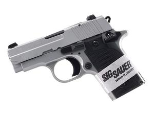 Sig Sauer P238 .380ACP Stainless HD G10 Grips
