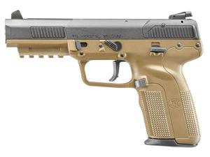 FN Five-Seven Pistol 5.7x28mm 10rd FDE 3868929352