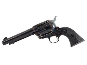 "Colt Single Action Revolver 357MAG 5.5"" Double Eagle Black Composite Grip 6rd"