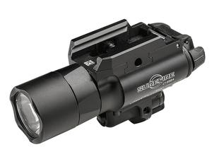 SUREFIRE X400 Ultra LED 1000 Lumens WeaponLight with Red Aiming Laser