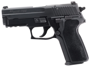 Sig Sauer P229 9mm Black Nitron on California Roster