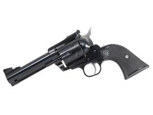 "Ruger BN34X Blackhawk 357 Magnum/9mm Luger 4-5/8"" Blued 6rd SAO"