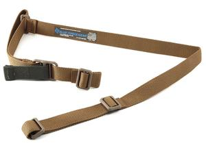 Blue Force Gear Vickers Combat Application Sling, Acetal Hardware, Coyote Brown