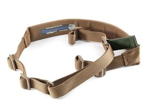 Blue Force Gear Vickers Combat Application Padded Sling, Acetal Hardware, Coyote Brown
