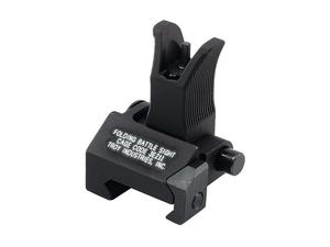 TROY Folding Battle Sight Front with M4 sight Black