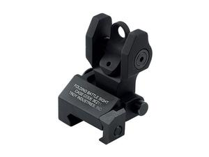 TROY Folding Battle Sight Rear Black