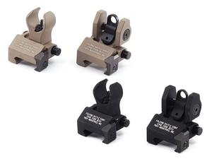 TROY Micro Battle Sight Set - HK Front & Round Rear