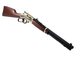 Henry Lever Action .30-30 WIN Brass Octagon Barrel