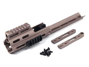 Midwest Industries Scar 16/17 M-LOK Rail Extension