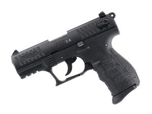 "Walther Arms P22 22LR 3.4"" Black CA"