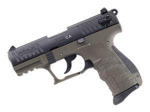 "Walther Arms P22 22LR Military 3.42"" CA"