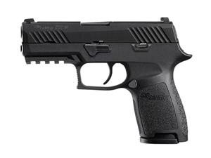 Sig Sauer P320 Compact 9mm Black Nitron SLite