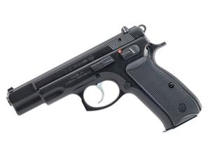 CZ  75B 9mm Luger Black Polycoat 91102