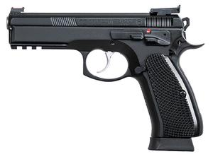 CZ 75 SP-01 Shadow Target II 9mm CZ Custom